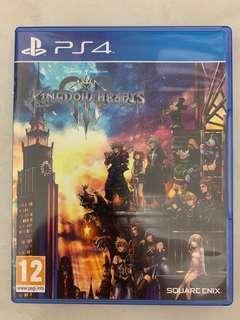 PS 4 Kingdom Heart 3 英文