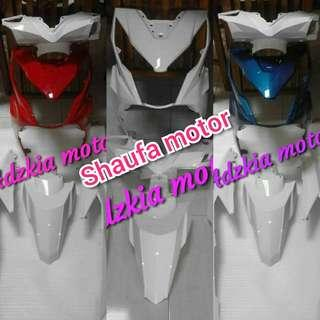 Cover body halus honda beat new esp 2018