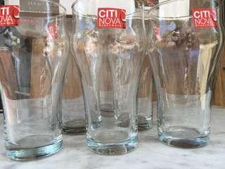 6 pcs Drinking Glasses