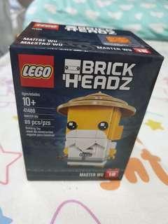 Lego 41488 brickheadz master wu