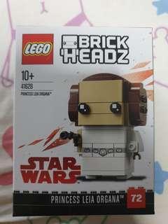 Lego 41628 brickheadz star wars Leia