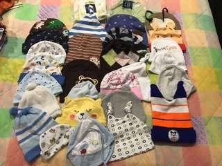 🚚 Hat Beanie for baby boy and girl