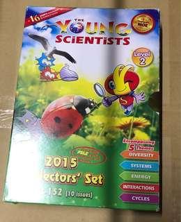 Young Scientists Level 2,3&comics