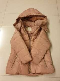 🚚 Zara Girls Winter Jacket