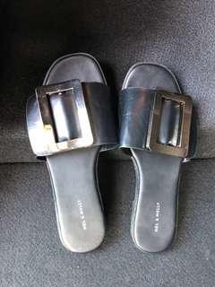 Mel and Molly buckle sandal