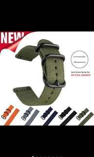 NATO watch strap 20mm