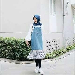 Reha overal jeans