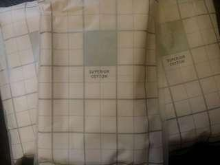 The ginza superior cotton 化妝棉