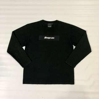 T-Shirt Long Sleeve BEAMS-T x SNAP ON