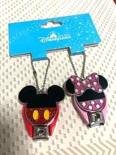 Disney keychain Hongkong