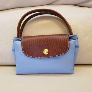 Longchamp短柄細袋