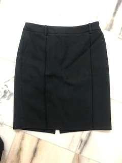 Padini Black OL Skirt