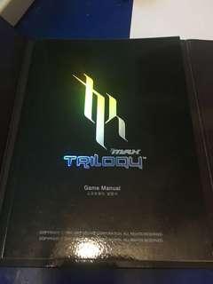 DJ Max Trilogy + OST