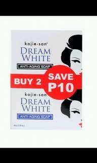 Dream White Anti Aging Kojic Soap