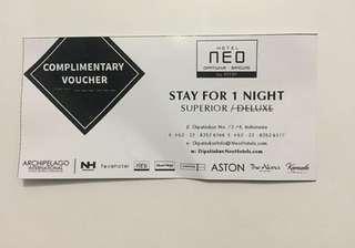 Voucher Neo Hotel Bandung