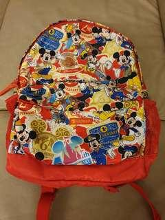 Disneyland Mickey Mouse Kid's Backpack