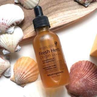 Natural Pacific Fresh Herb Original Serum