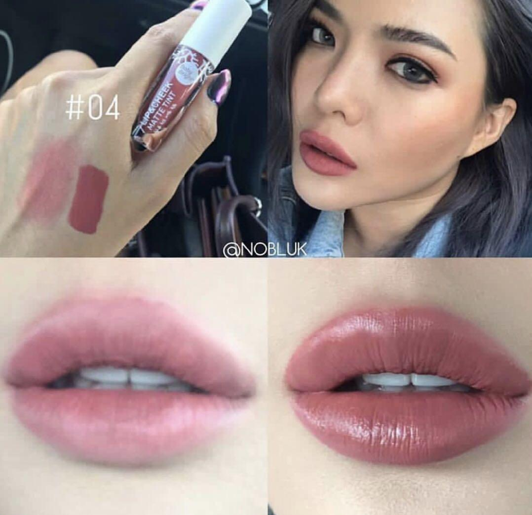 2in1 lip and cheek
