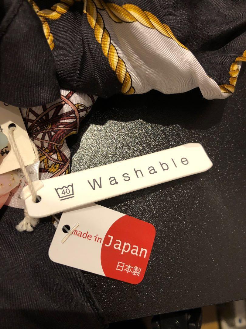 日本製高質絲巾
