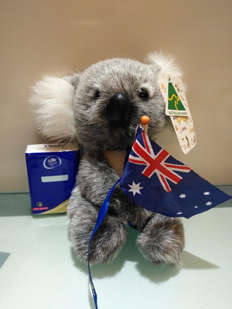 (全新) 澳洲 樹熊公仔
