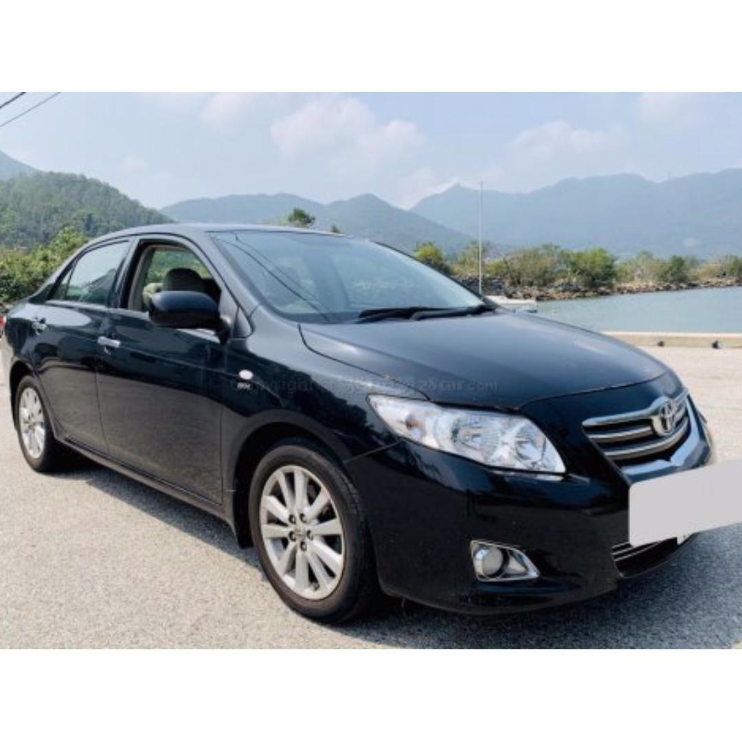 豐田 TOYOTA Corolla DELUXE 2010