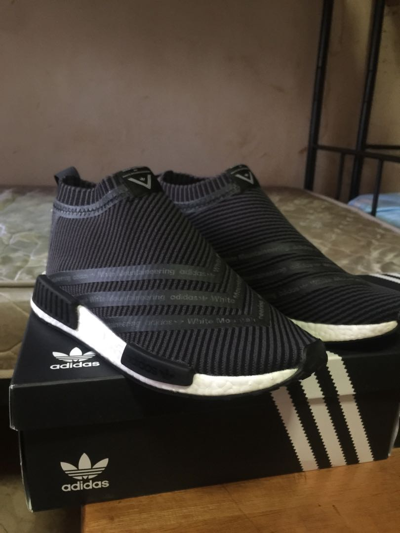 finest selection bbd09 d31f5 Adidas NMD City Sock