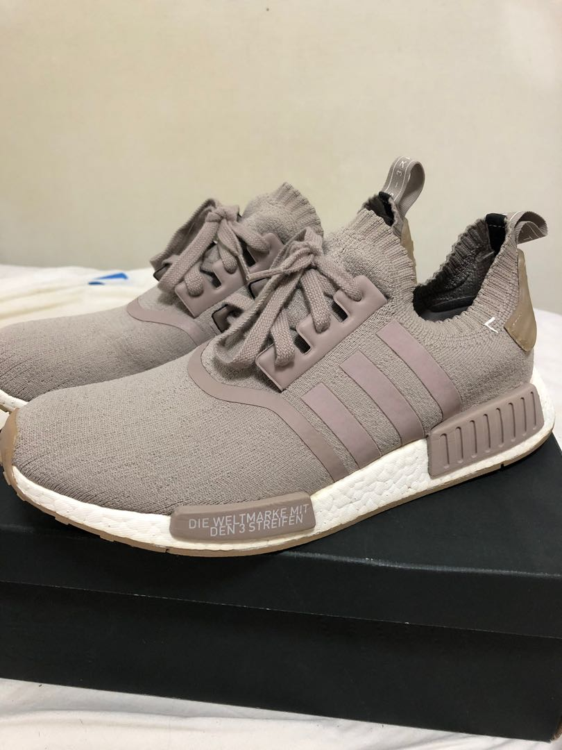 finest selection 6aab6 1b6cd Adidas NMD french beige us11.5
