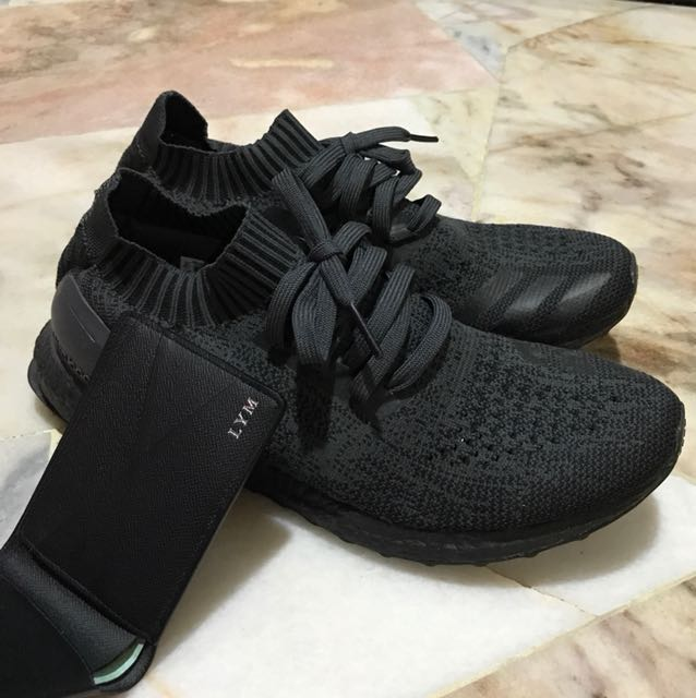 timeless design fd132 8ff93 [AUTHENTIC] Adidas Ultra Boost Uncaged Triple Black
