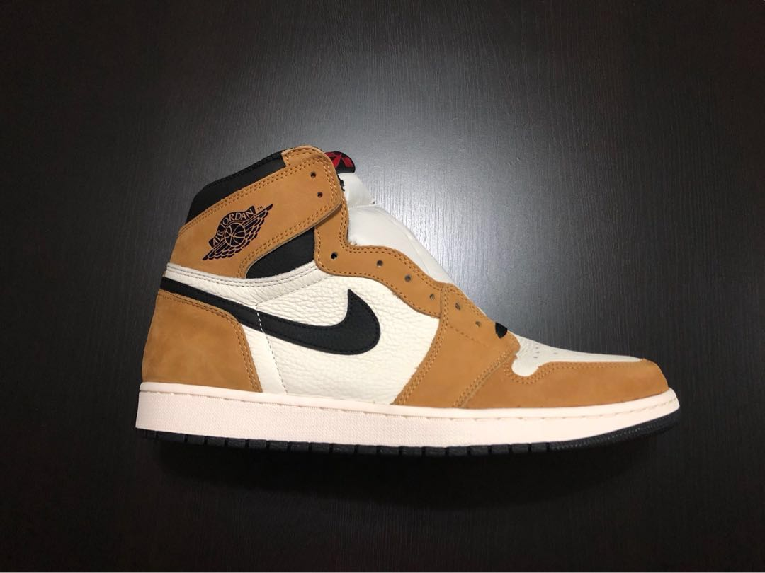 d5e9cabe9561 Air Jordan 1 Retro OG High Rookie of the Year ROTY