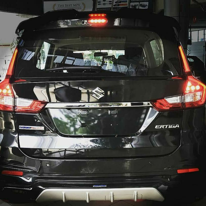 All New Ertiga Sport 2019!!!
