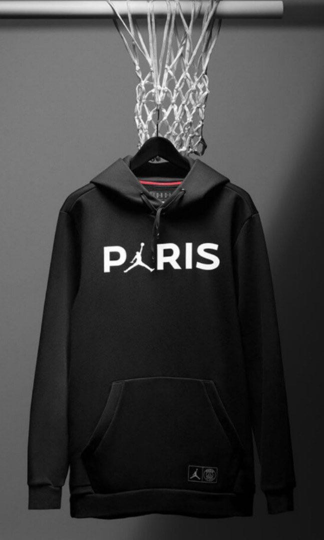 43a98794c69 Authentic LIMITED EDITION NEW JORDAN x PSG Jumpman Hoodie (Updated ...