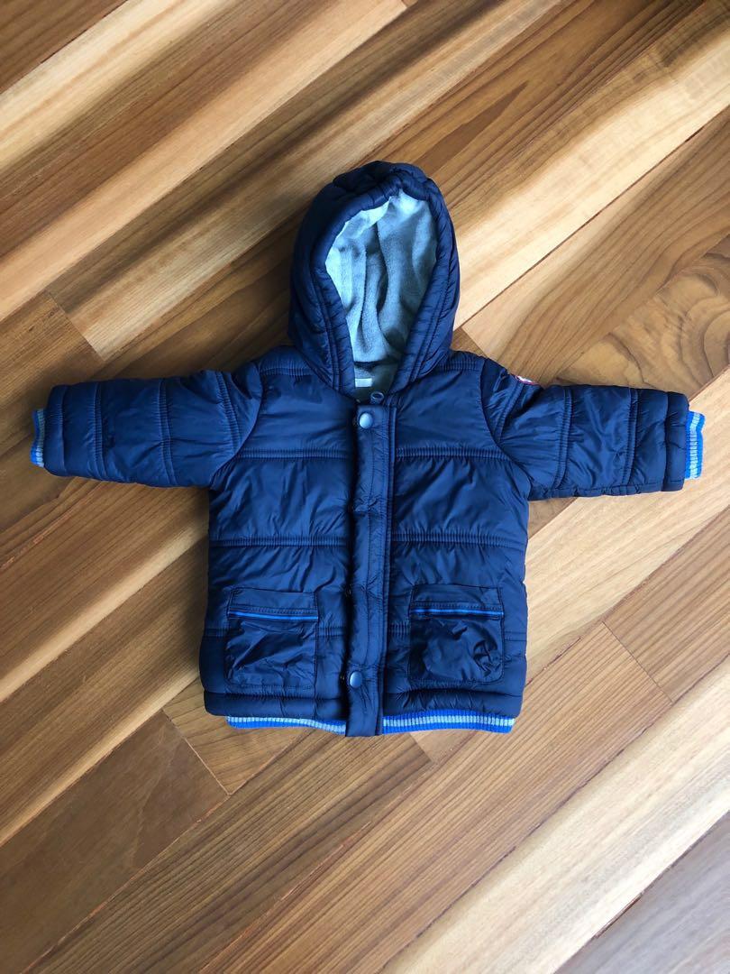 5398991f9efa7 Baby Winter Jacket - Benetton (6-9Months)