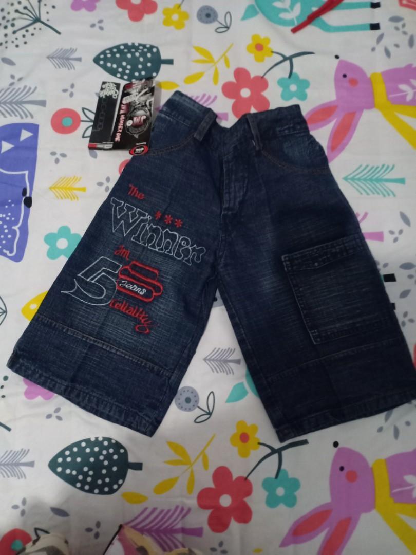 Celana jeans anak cowok