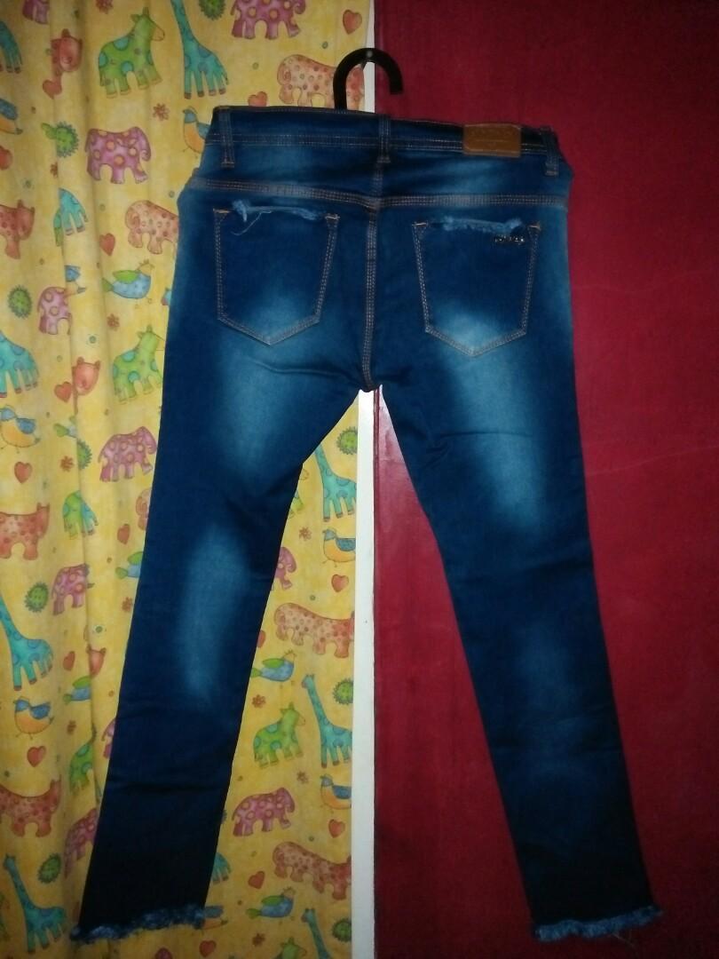 Celana jeans cewek