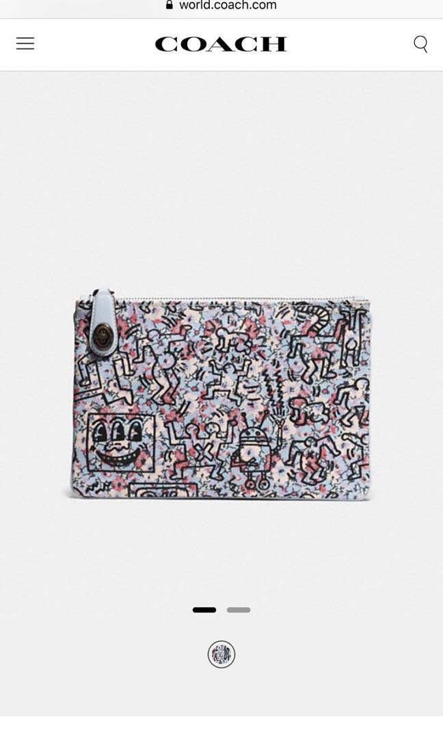 8430694a3 Coach x Keith Haring, Women's Fashion, Bags & Wallets, Others on ...