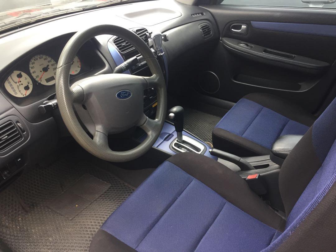 Ford Tierra