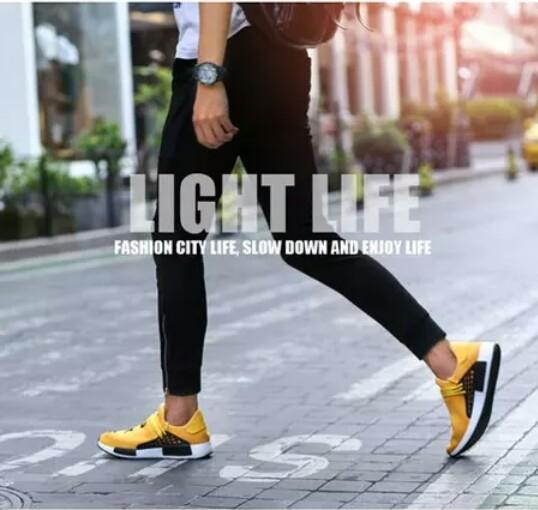 Foreign trade summer mesh breathable lace shoes Korean sports casual shoes couple shoes low cut men's and women's shoes