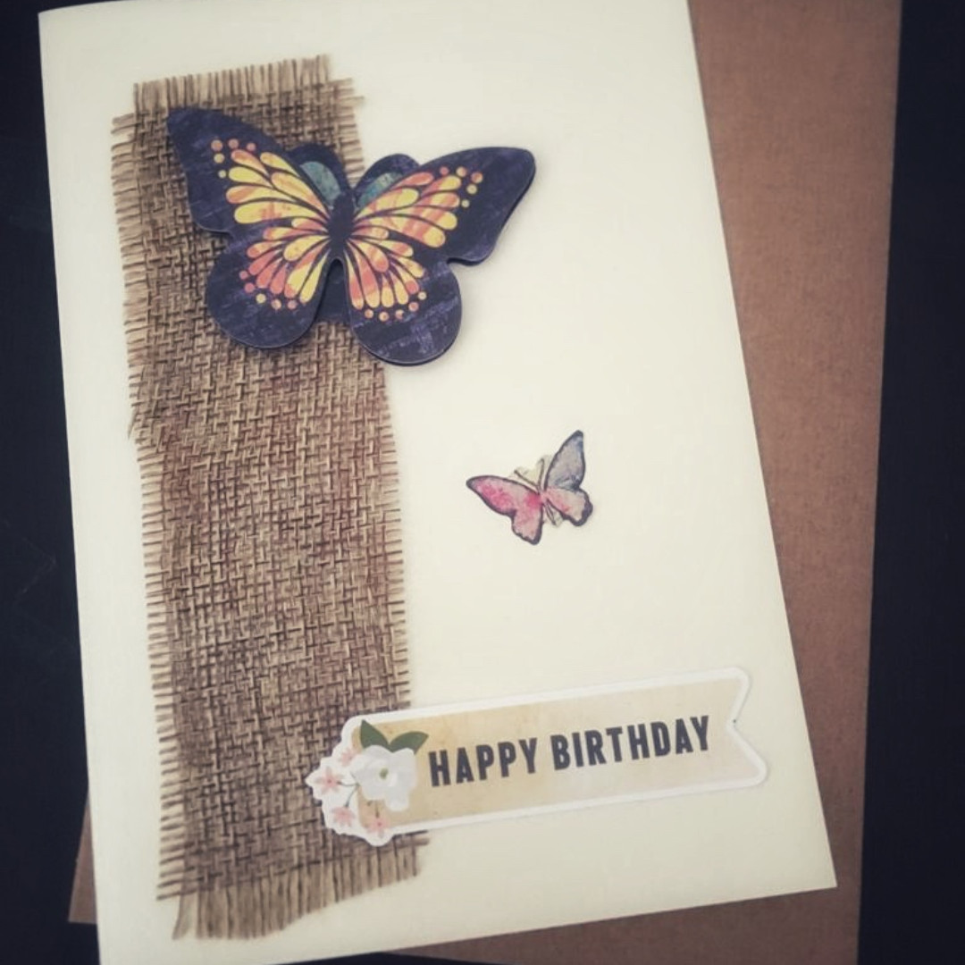 Handcrafted Birthday Cards Design Craft Handmade On Carousell