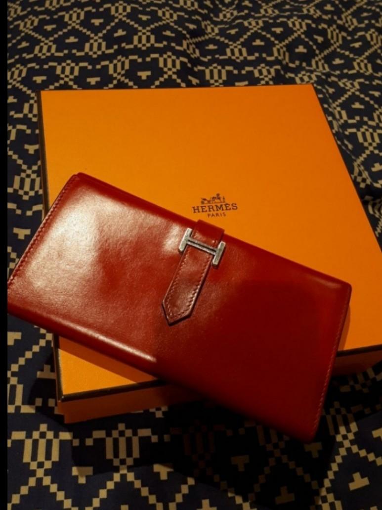 fef86f5a8843 Hermes Bearn Wallet