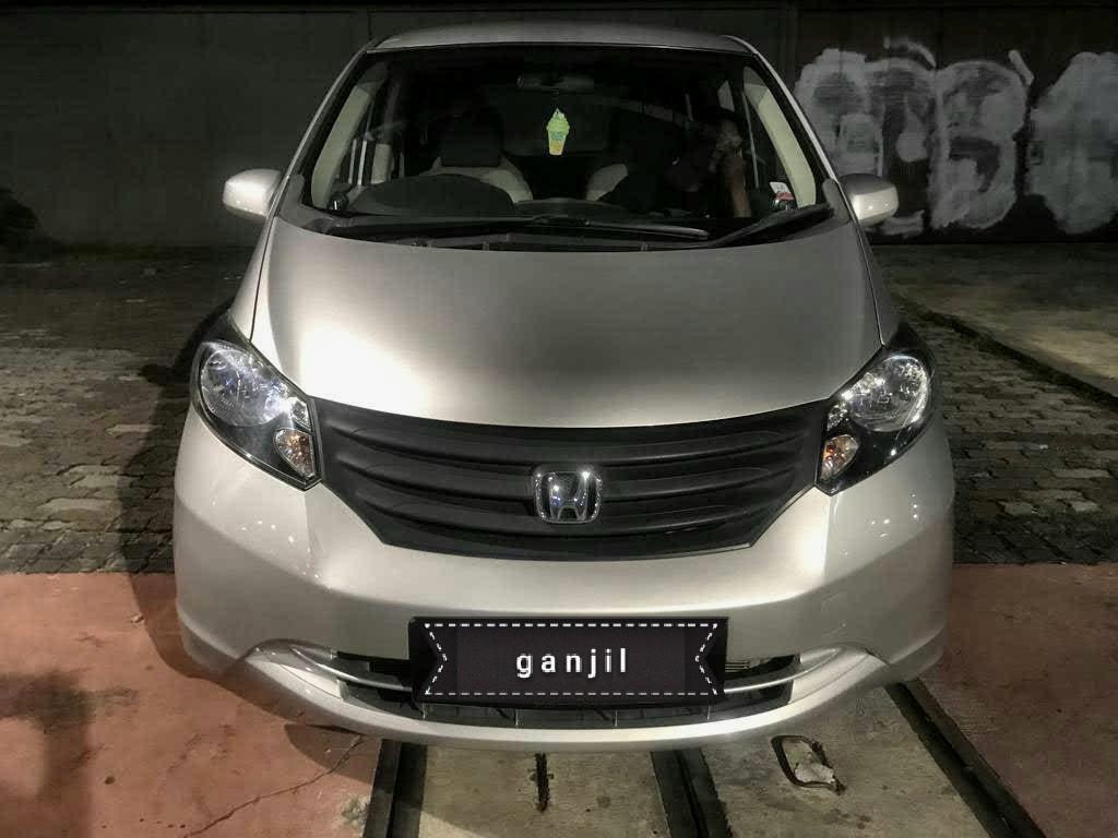 Honda FREED S 1.5  At 2012 UM 15 jt aja