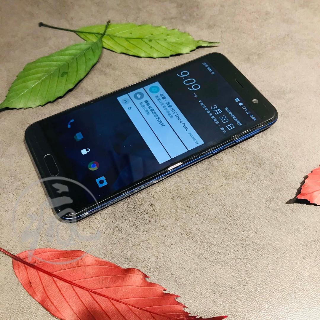 HTC U Play 64GB藍/中古空機/店家保固7天<H144115>
