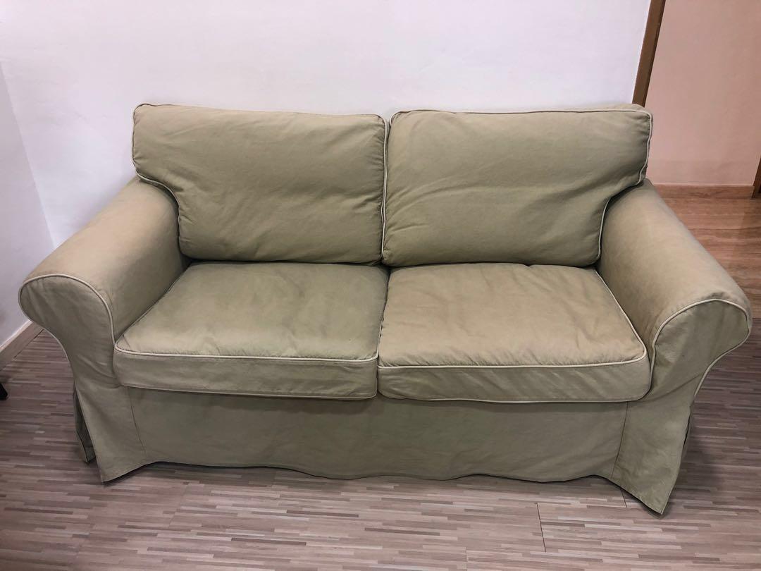 Ikea Ektorp 2 Seat Sofa Furniture Sofas On Carousell