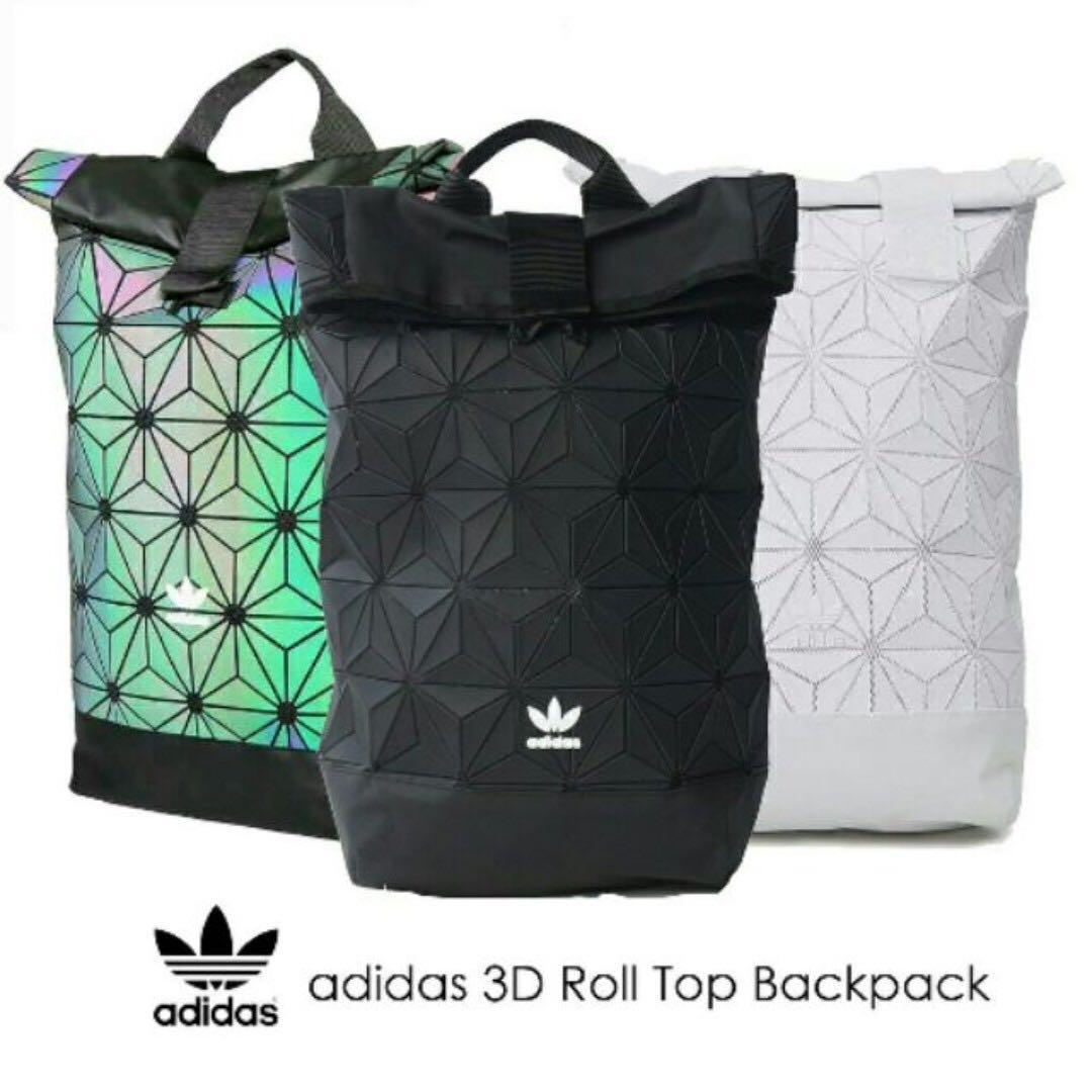 new arrivals in stock undefeated x Instock Adidas x Issey Miyake 3D Roll Top Backpack - Full ...