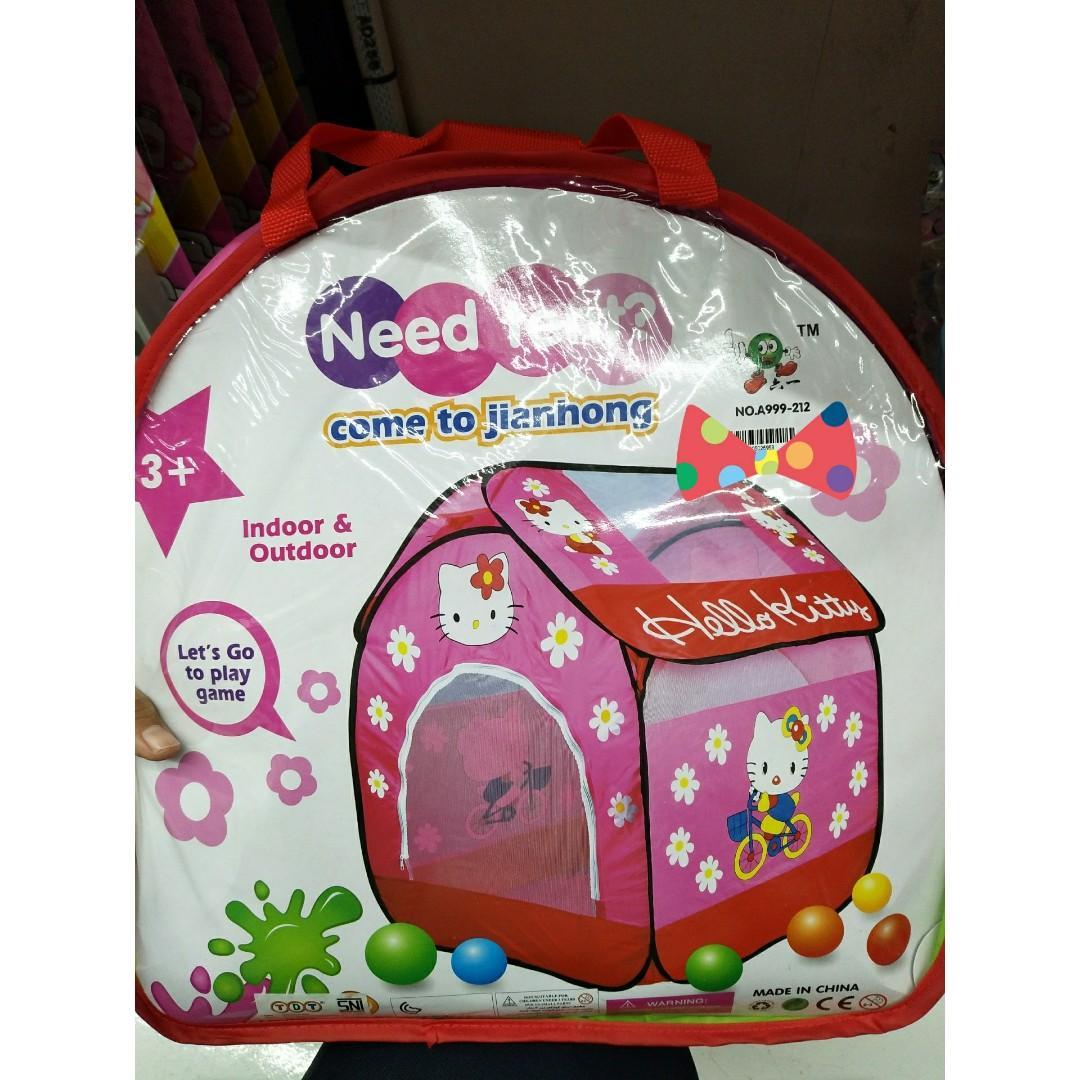 Mainan Rumah Mini Anak