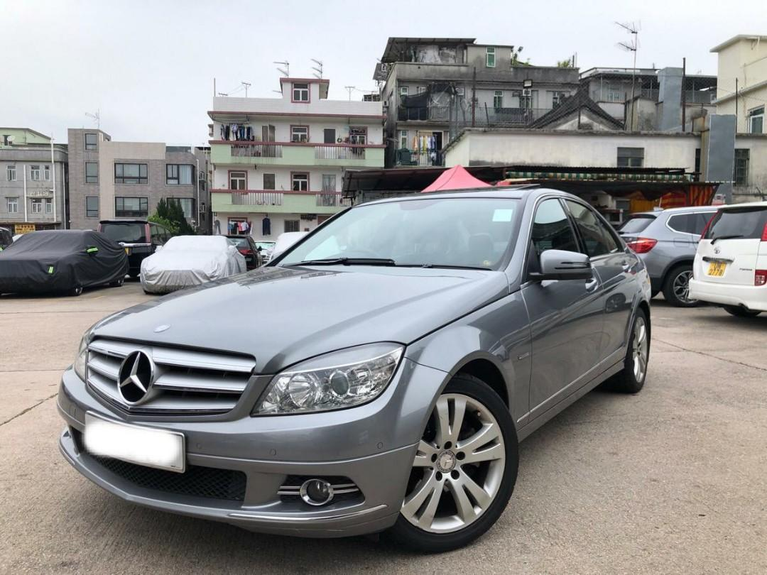 MERCEDES-BENZ C200K AVANTGRADE 2010