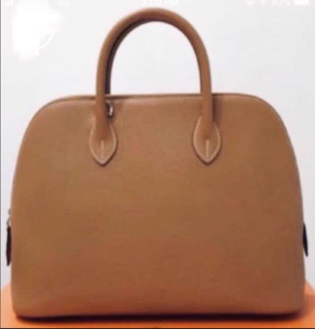 16187511f76f New Hermes Bolide 31 in Toffee