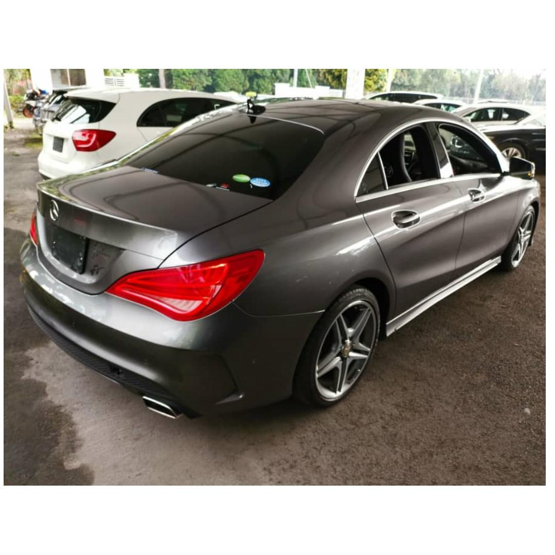 New Recond MERCEDES BENZ CLA250 AMG TURBO 4Matic Nurbrugring Limited