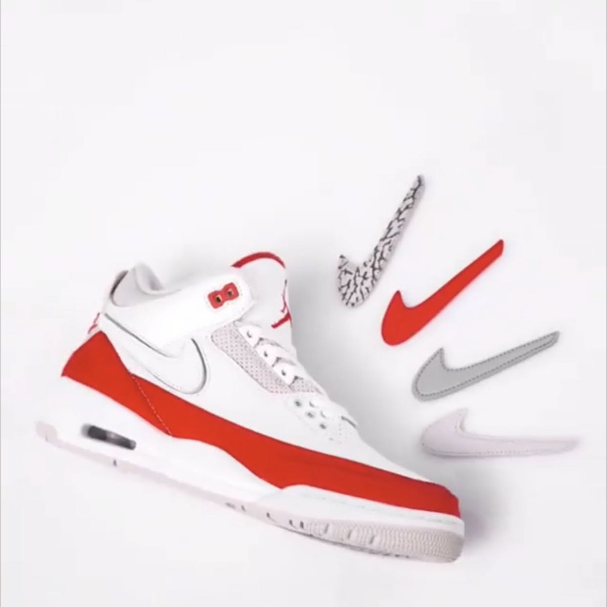 official photos ed7fc a3ab1 Nike AIR JORDAN 3 RETRO TINKER HATFIELD SPECIAL PROJECT, Men s ...