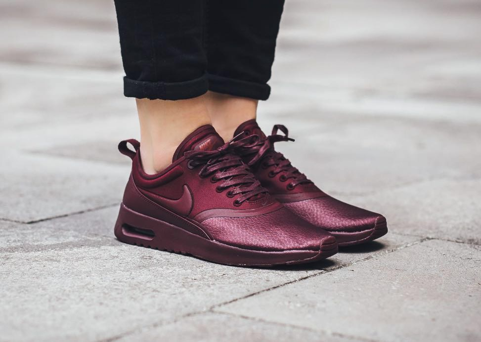 brand new 71854 9f89f Nike air max thea ultra premium, Women s Fashion, Shoes, Sneakers on  Carousell