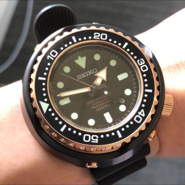 SBDX014 (1000m Automatic Tuna)